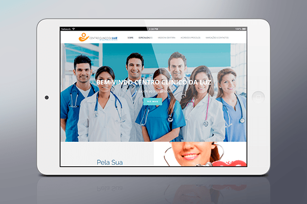 clinica-da-luz-ipad
